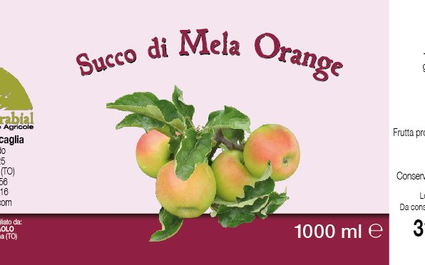 Succo di Mele Orange